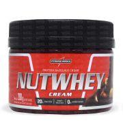 Nutwhey Creme de Avelã Proteico 200g IntegralMédica
