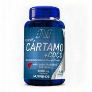 Óleo de Cártamo + Coco 120 caps Nutrends