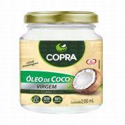 Óleo de Coco Virgem 200ml Copra