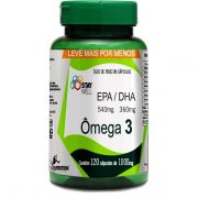 Ômega 3 1000mg 120 caps Stay Well Sports Nutrition