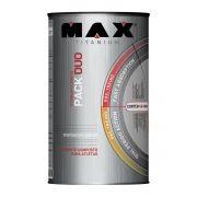 Pack Duo 44 packs Max Titanium