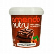 Pasta de Amendoim 1,005Kg Chocolate com Avelã AmendoNutry