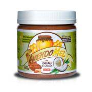 Pasta de Amendoim Amendomel Cacau e Coco 1kg Thiani