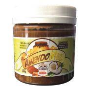 Pasta de Amendoim Amendomel Cacau e Coco 500g Thiani