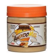 Pasta de Amendoim Amendomel Crocante 500g Thiani