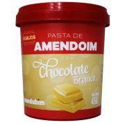 Pasta de Amendoim com Chocolate Branco 450g Mandubim