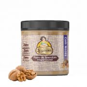 Pasta de Amendoim Integral Gourmet Com Nozes 1,005kg La Ganexa