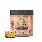 Pasta de Amendoim Integral Gourmet Panetone 450g La Ganexa