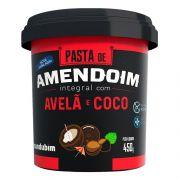 Pasta de Amendoim Integral c/ Avelã e Coco 450g Mandubim