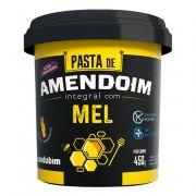 Pasta de Amendoim Integral c/ Mel 450g Mandubim