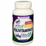 Polivitamínico A-Z 60 caps Vulkan