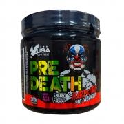 Pré Treino Pre Death Hardcore 300g USA Supplement