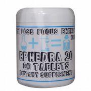 Termogênico Ephedra 20 60 tabs Ep Labs
