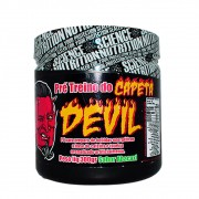 Pré Treino Capeta Devil 300g Science Nutrition