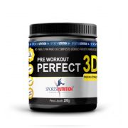 Pre Workout Perfect 3D 200g Sports Nutrition
