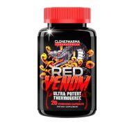 Red Venom Ultra Pontent  Thermogenic 60 caps Clone Pharma