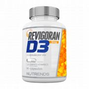 Revigoran Vitamina D3 60 caps Nutrends