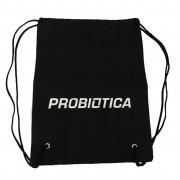 Sacola Esportiva Preta Probiótica