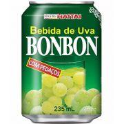 Suco de Uva c/ pedaços 235ml Bonbon Haitai