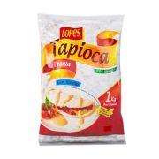 Tapioca Semipronta 1Kg Alimentos  Lopes