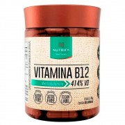 Vitamina B12 Vegan 60 Caps Nutrify
