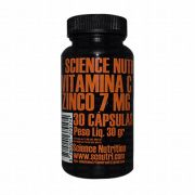 Vitamina C + Zinco 30 caps Science Nutrition