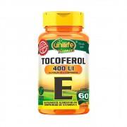 Vitamina E Tocoferol 400 UI 60Caps Unilife