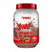 Whey 100% 3W 900g Red Series