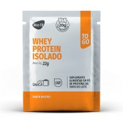 Whey Protein Isolado To Go Sachê de 22g Like Fit