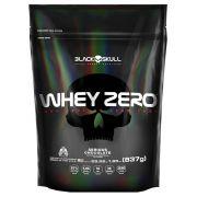 Whey Zero Refil 837g Black Skull