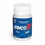 Zinco 20mg 60 caps Doctor Berger do Brasil