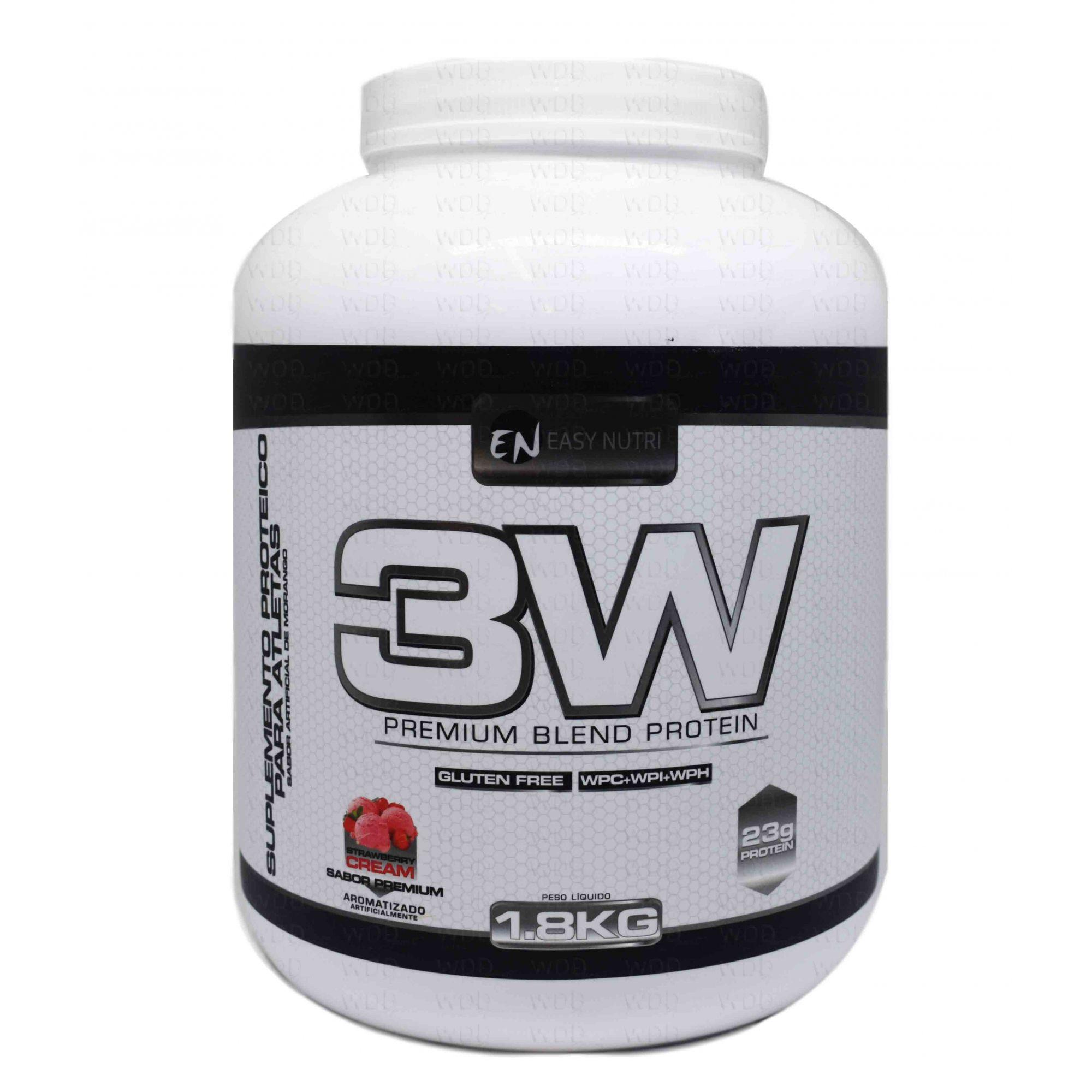 3W Premium Blend Protein 1,8kg Easy Nutri