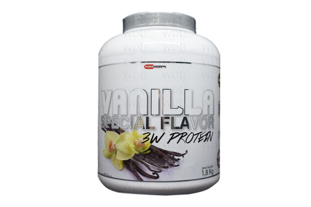 3W Protein Special Flavors 1,8kg Pro Corps