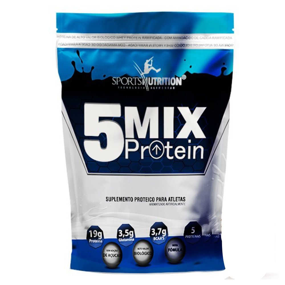 5 mix protein 908g Sports Nutrition