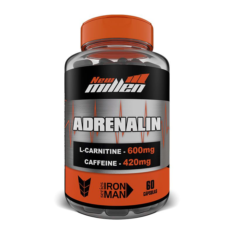 Adrenalin 60 caps New Millen