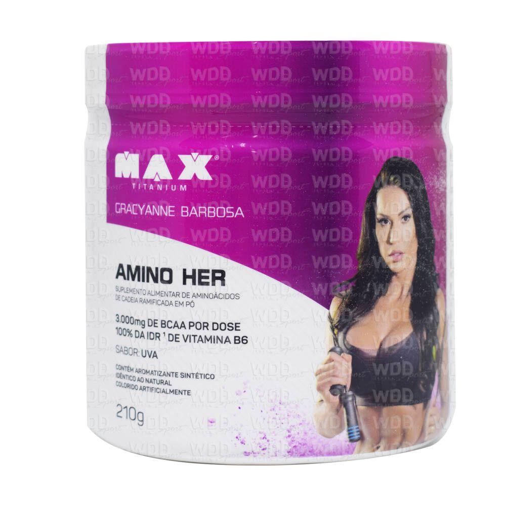 Amino Her 210g Max Titanium