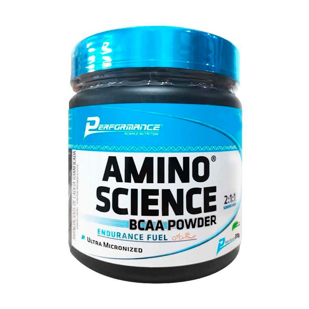 Amino Science BCAA Powder 300g Performance