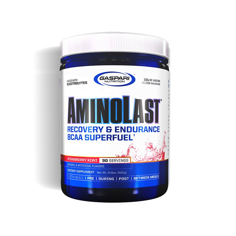 Aminolast BCAA 420g  Gaspari Nutrition