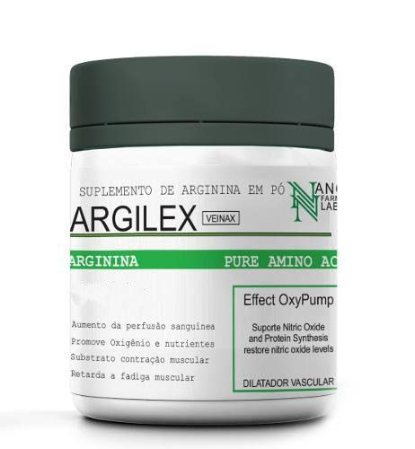 Argilex Veinax 45 caps Nano Farma Labs