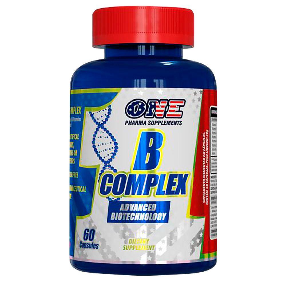 B-Complex 60 caps One Pharma Supplements