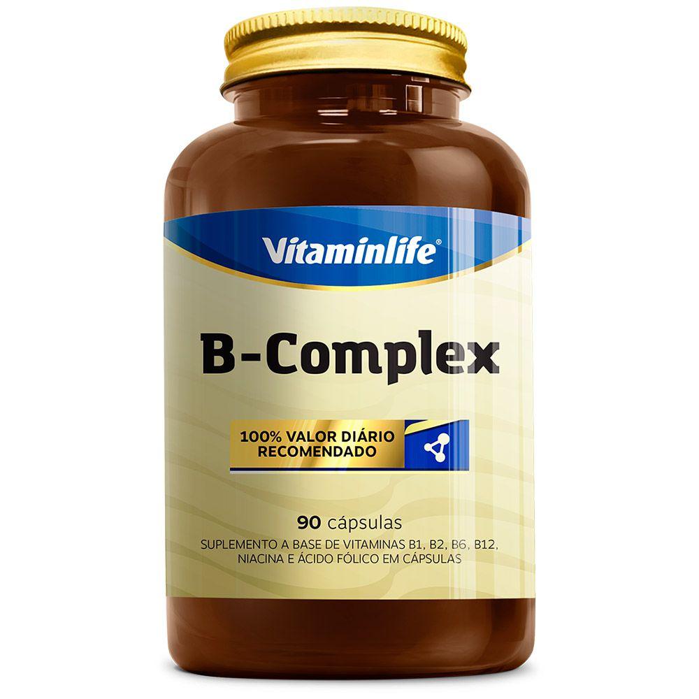 B-Complex  90caps Vitaminlife