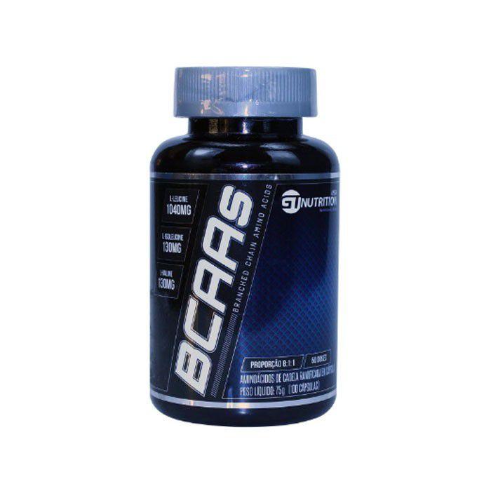 Bcaa 100 caps GT Nutrition