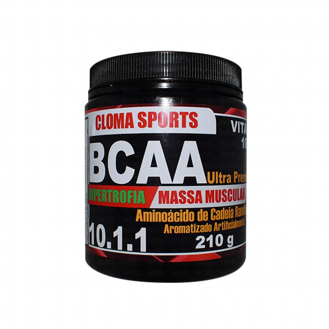 BCAA 10:1:1 200g Cloma Sports