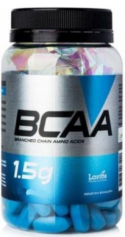 BCAA 1,5g 60 tabs Lavitte