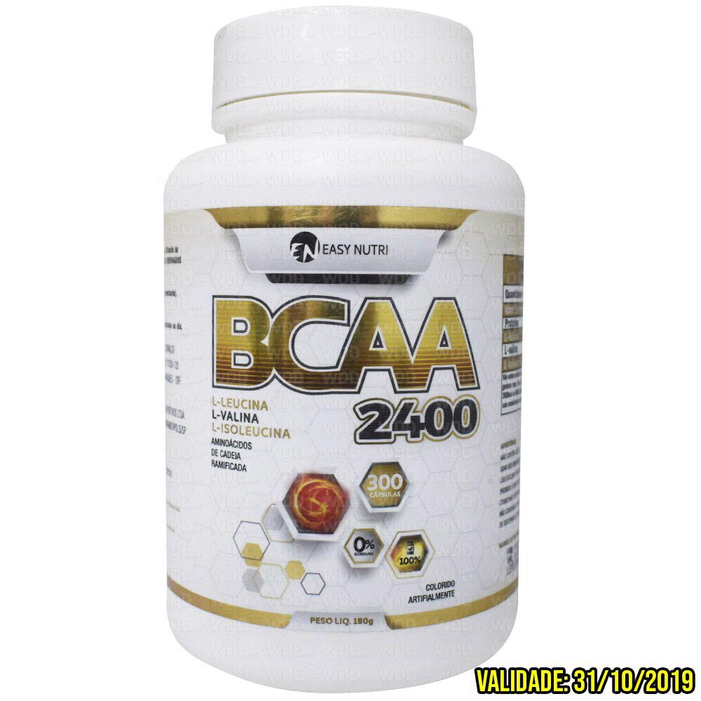 BCAA 2400 300 caps Easy Nutri