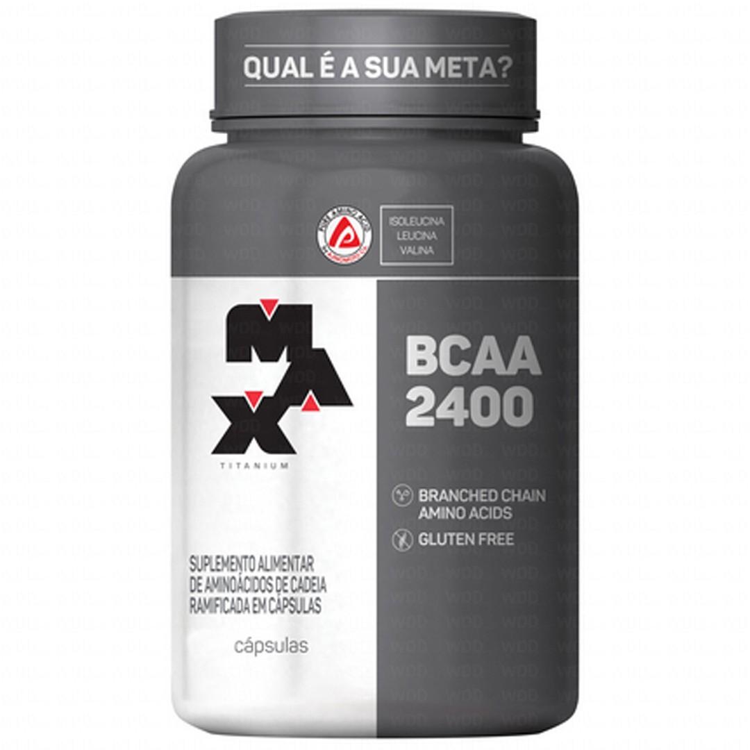 BCAA 2400 60 caps Max Titanium