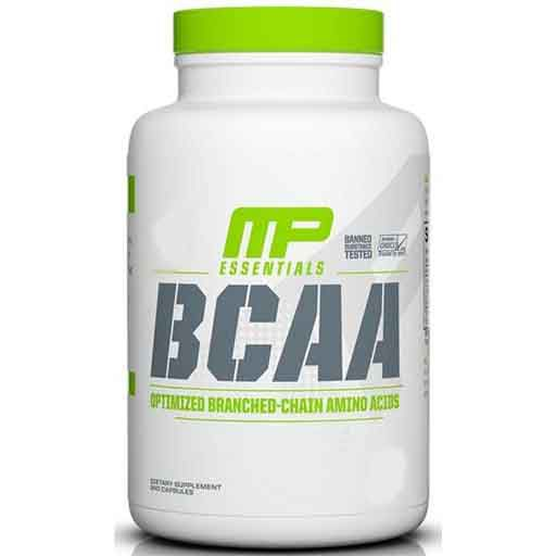 BCAA 240 Caps Muscle Pharm