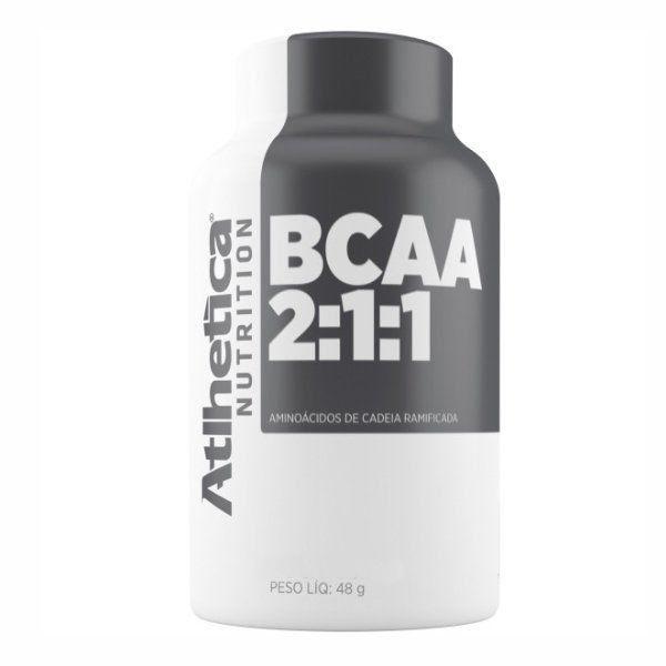 BCAA 2:1:1  60 caps Atlhetica