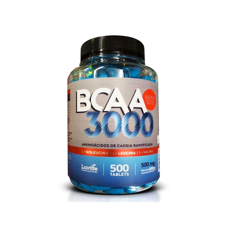 BCAA 3000 500 tabs Lavitte