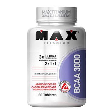 BCAA 3000 60 caps Max Titanium